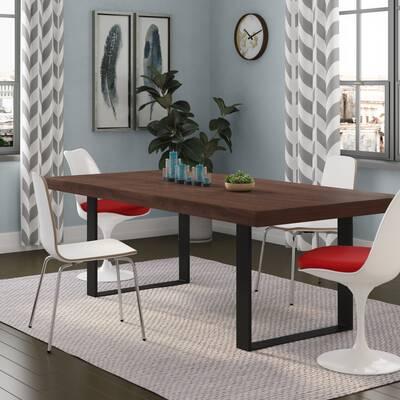 Mukai Dining Table & Reviews | Allmodern Inside Mukai 5 Piece Dining Sets (View 24 of 25)
