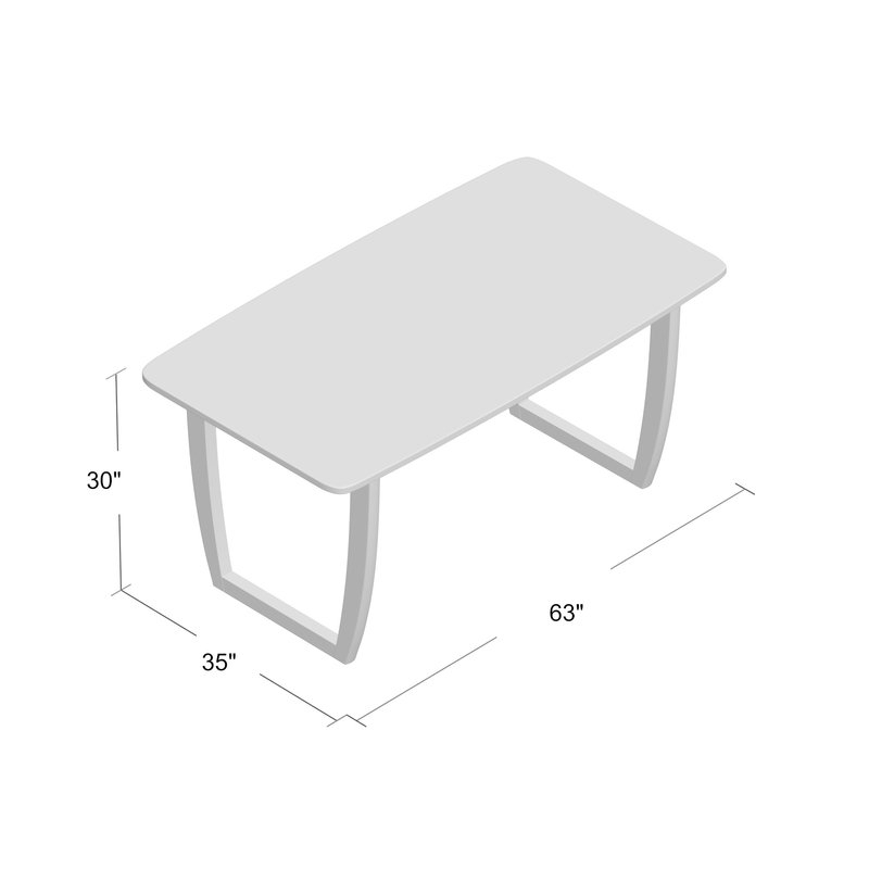 Mukai Dining Table With Mukai 5 Piece Dining Sets (View 6 of 25)