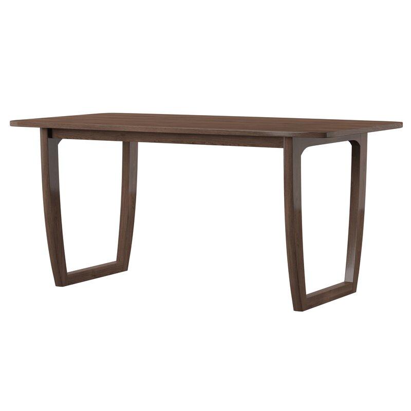 Mukai Dining Table With Regard To Mukai 5 Piece Dining Sets (View 3 of 25)