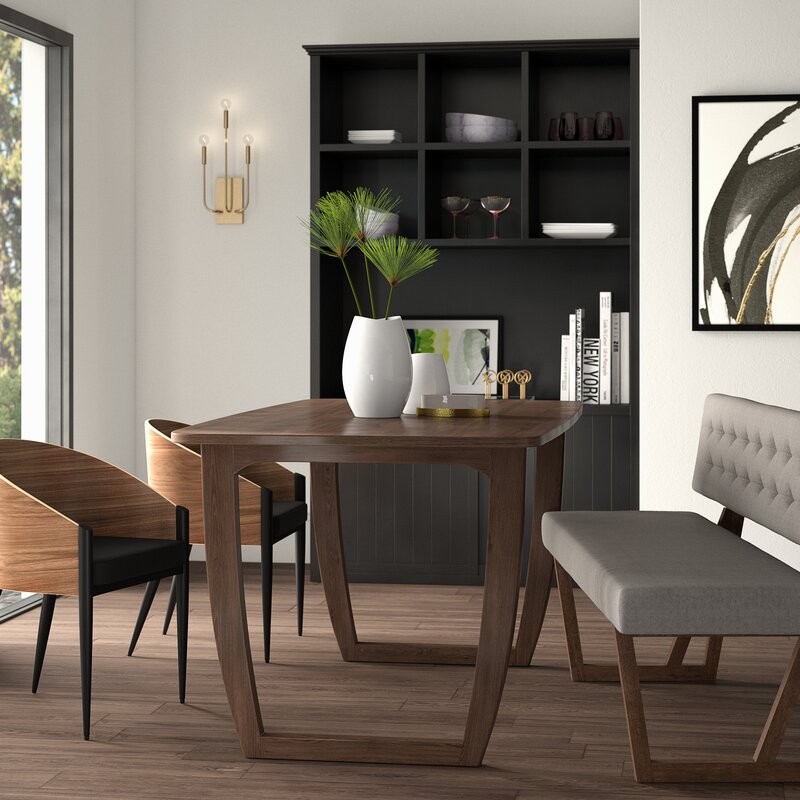 Mukai Dining Table Within Mukai 5 Piece Dining Sets (View 13 of 25)