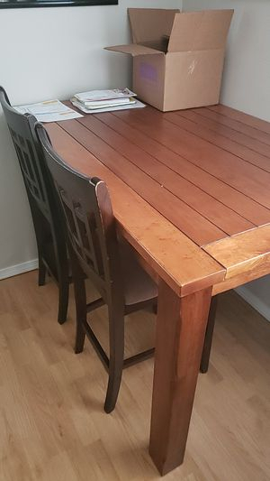 New And Used Kitchen Table Chairs For Sale In Edmonds, Wa – Offerup Intended For Middleport 5 Piece Dining Sets (Image 18 of 25)