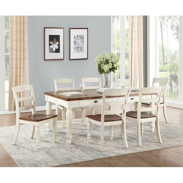 New Design Kubiak 5 Piece Dining Setred Barrel Studio Today Sale Regarding Mizpah 3 Piece Counter Height Dining Sets (View 15 of 25)