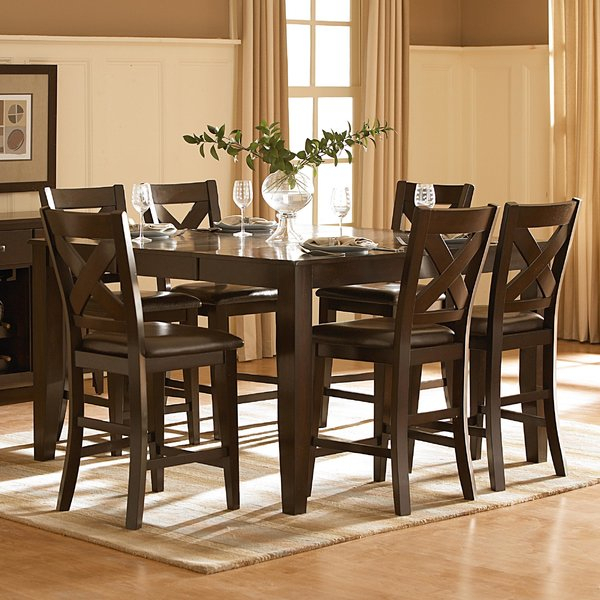 New Design Pafford 5 Pieces Dining Setcharlton Home Sale With Regard To Tejeda 5 Piece Dining Sets (View 24 of 25)