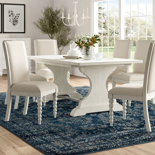 New West Hill Family Table 3 Piece Dining Setebern Designs Top with regard to West Hill Family Table 3 Piece Dining Sets