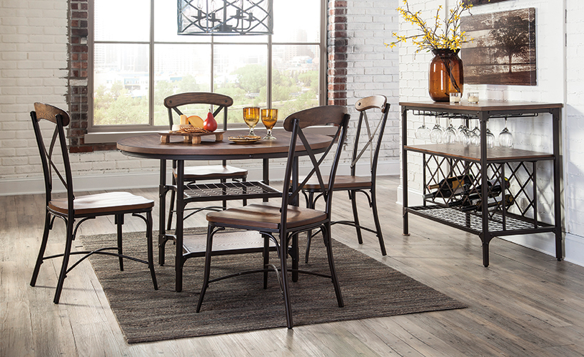 Nj Dining Room Furniture Store | New Jersey Discount Sitting Rooms throughout Jarrod 5 Piece Dining Sets