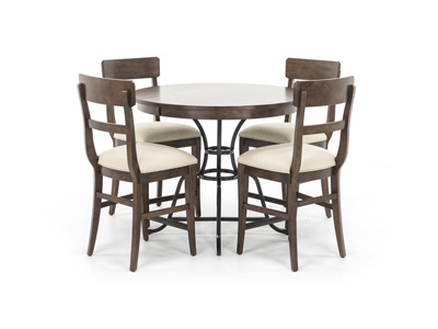 Nook 5-Pc. Bistro Dining Set inside Liles 5 Piece Breakfast Nook Dining Sets