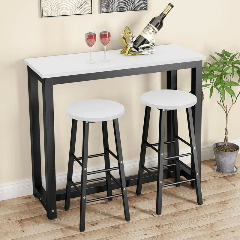 Northwoods 3 Piece Dining Set Throughout Northwoods 3 Piece Dining Sets (View 5 of 25)
