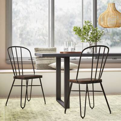Offex 3 Piece Dining Set & Reviews | Wayfair For Honoria 3 Piece Dining Sets (Image 18 of 25)