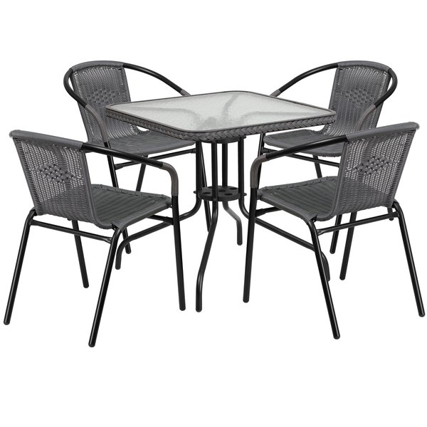 Outdoor Dining Sets | Joss & Main Inside Miskell 5 Piece Dining Sets (View 11 of 25)