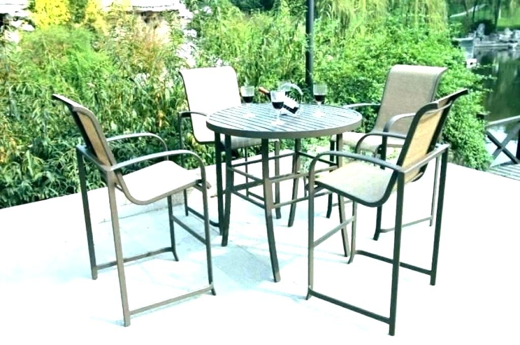 Outdoor High Top Bar Tables – Hotaka (View 13 of 25)