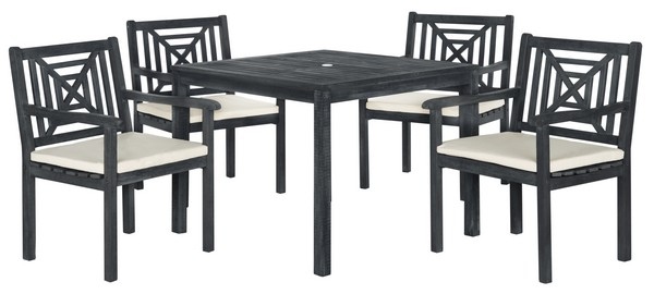 Pat6722K Patio Sets – 5 Piece Outdoor Dining Sets – Furniture Intended For Delmar 5 Piece Dining Sets (Image 19 of 25)