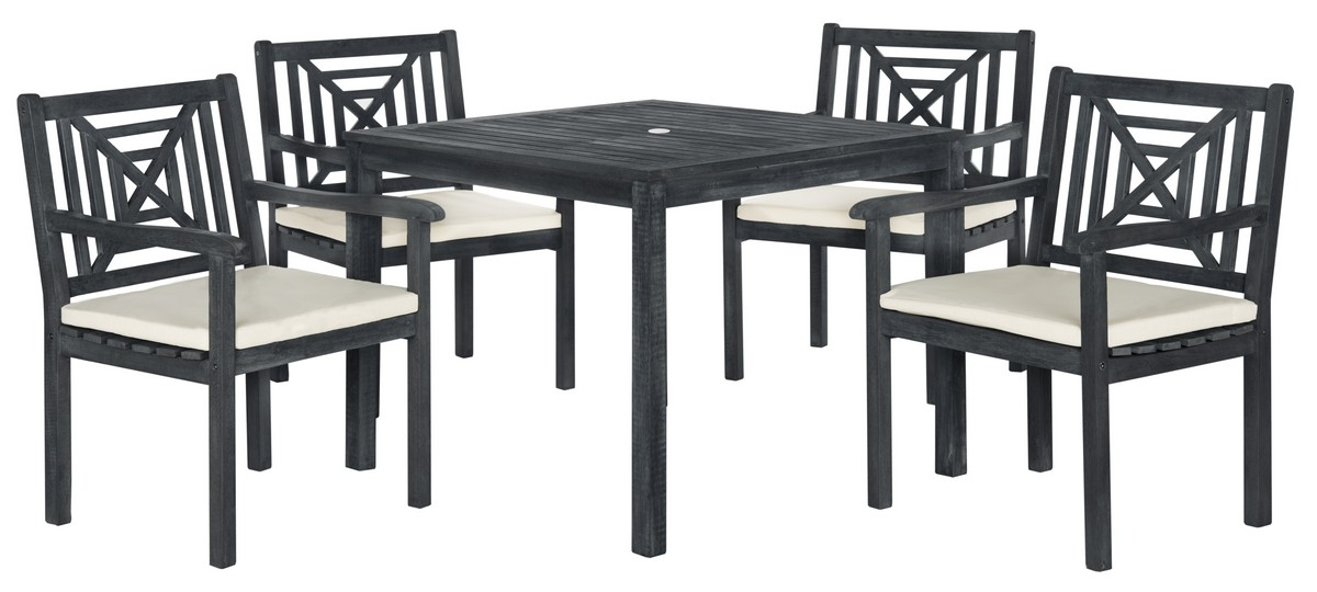 Pat6722K Patio Sets – 5 Piece Outdoor Dining Sets – Furniture Throughout Delmar 5 Piece Dining Sets (Image 20 of 25)