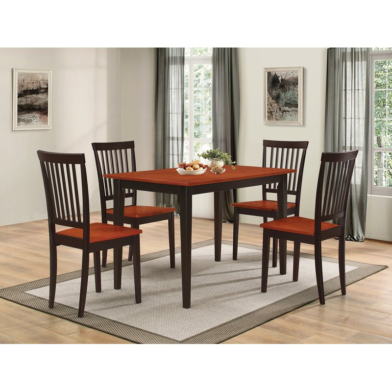 Featured Image of Pattonsburg 5 Piece Dining Sets