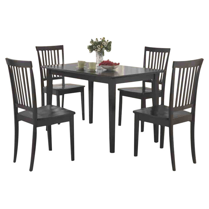 Pattonsburg 5 Piece Dining Set Regarding Pattonsburg 5 Piece Dining Sets (Image 17 of 25)