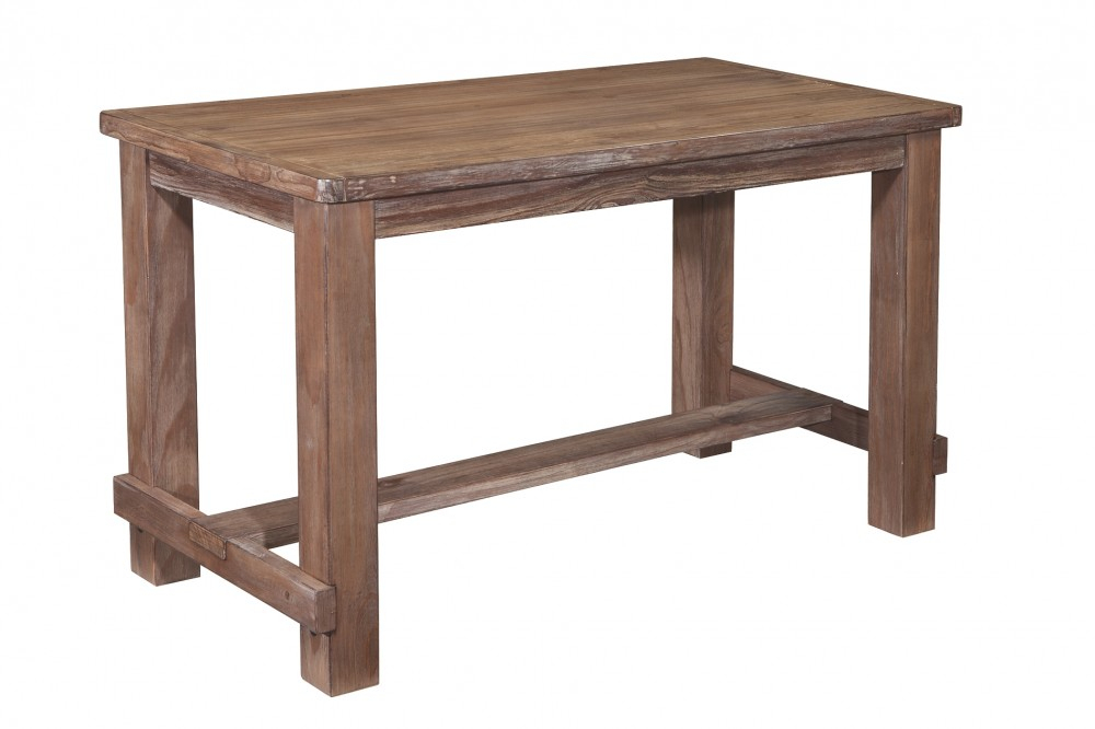 Pinnadel – Rect Dining Room Counter Table With Tappahannock 3 Piece Counter Height Dining Sets (Image 11 of 25)