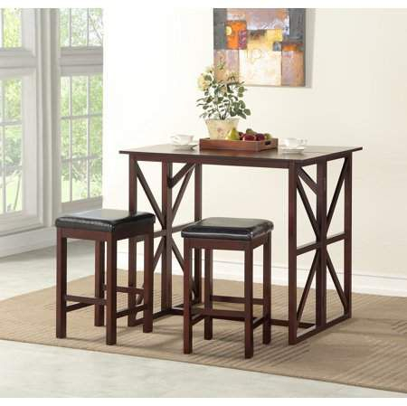 Pinterest Intended For Denzel 5 Piece Counter Height Breakfast Nook Dining Sets (View 18 of 25)