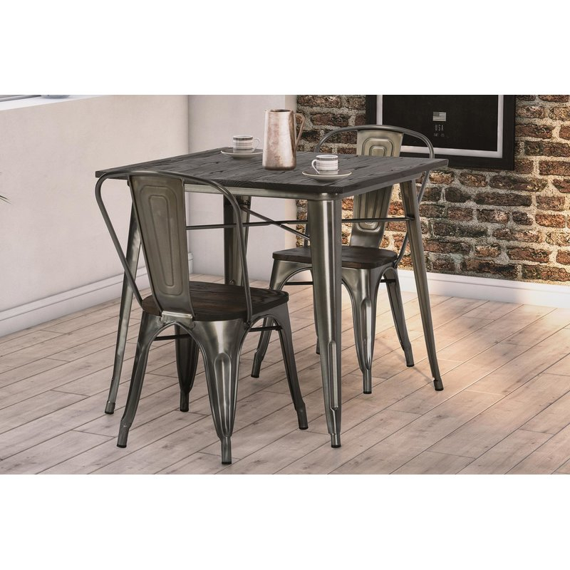 Pullman 3 Piece Dining Set Within Rossiter 3 Piece Dining Sets (Image 16 of 25)