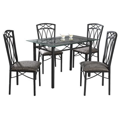 Featured Image of Queener 5 Piece Dining Sets
