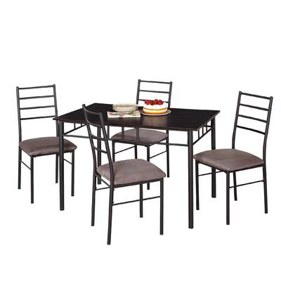Red Barrel Studio Branden 5 Piece Dining Set & Reviews | Wayfair Regarding Jarrod 5 Piece Dining Sets (Image 19 of 25)
