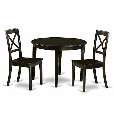 Red Barrel Studio Hillhouse 3 Piece Dining Set Rdbl2338 – $ (View 23 of 25)