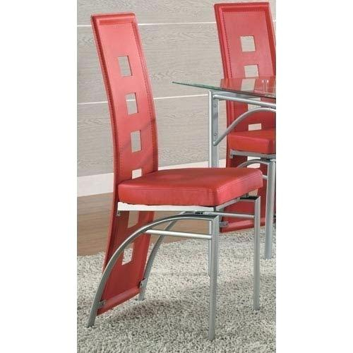 Red Dining Set – Thenewworker (View 16 of 25)