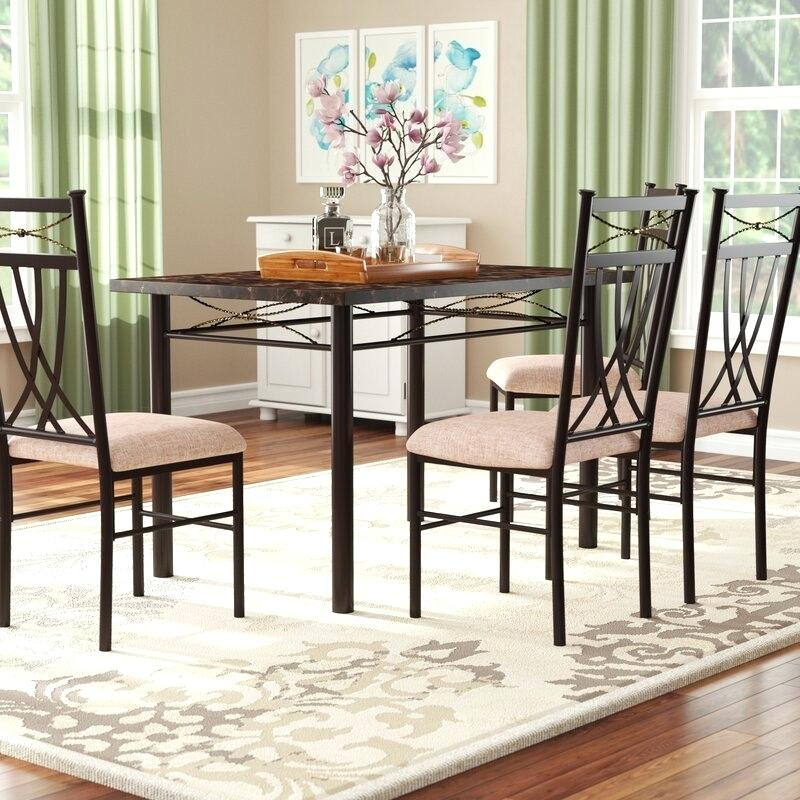 Red Dining Set – Virginiablue (View 14 of 25)
