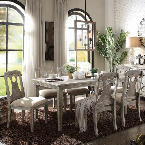 Reviews Jarrod 5 Piece Dining Setzipcode Design 2019 Coupon Regarding Jarrod 5 Piece Dining Sets (Image 20 of 25)