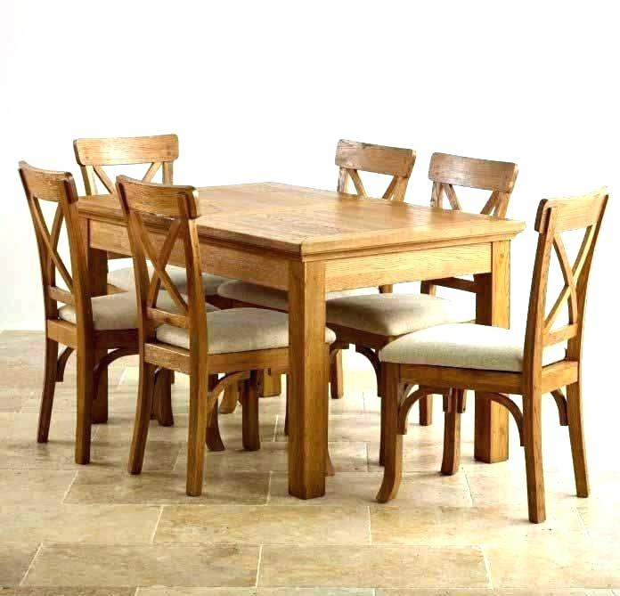 Seater Solid Wood Dining Table And Chairs Wooden Teak With Kitchen Inside John 4 Piece Dining Sets (View 21 of 25)
