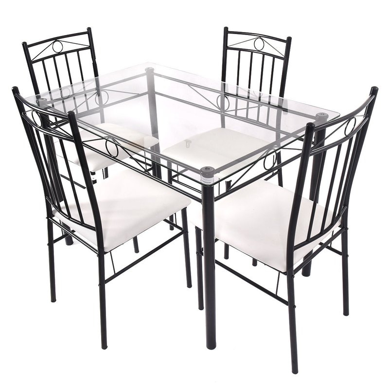 Shipststour 5 Piece Dining Set For Stouferberg 5 Piece Dining Sets (View 25 of 25)