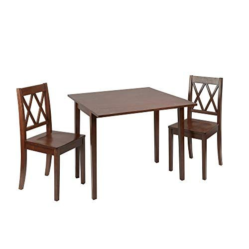 Silverwood Cpfd1168B Set Dining Set, Brown | Lopoi 2 In 2019 Within Miskell 3 Piece Dining Sets (View 20 of 25)