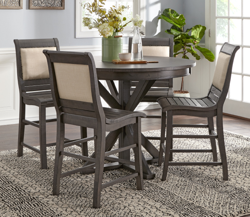 Slumberland Furniture | Dining Regarding Moorehead 3 Piece Counter Height Dining Sets (Image 24 of 25)