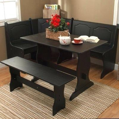 Small 3 Piece Dining Set 3 Piece Dining Set Debby Small Space 3 In Debby Small Space 3 Piece Dining Sets (View 18 of 25)