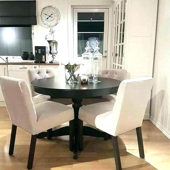 Small Space Dining Set Lovely Small Space Dining Set 5 Ikea Small Pertaining To Debby Small Space 3 Piece Dining Sets (View 25 of 25)