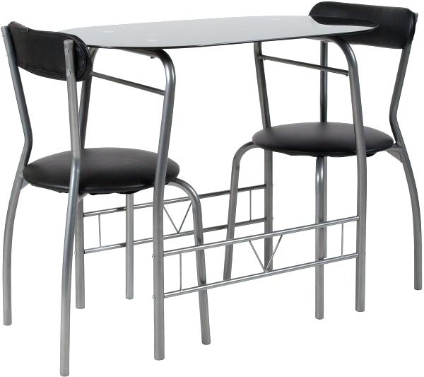 Space Saver Pub Table Set Dining Ikea And Chairs Cheap Flash With Lonon 3 Piece Dining Sets (View 9 of 25)