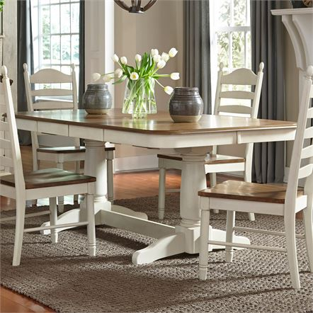 Springfield (278 Cd) | Liberty Within Springfield 3 Piece Dining Sets (Image 12 of 25)