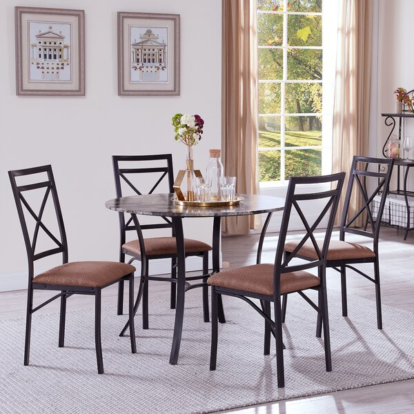 Springfield 3 Piece Dining Setlatitude Run 2019 Sale On| Hall Trees Intended For Springfield 3 Piece Dining Sets (Image 19 of 25)