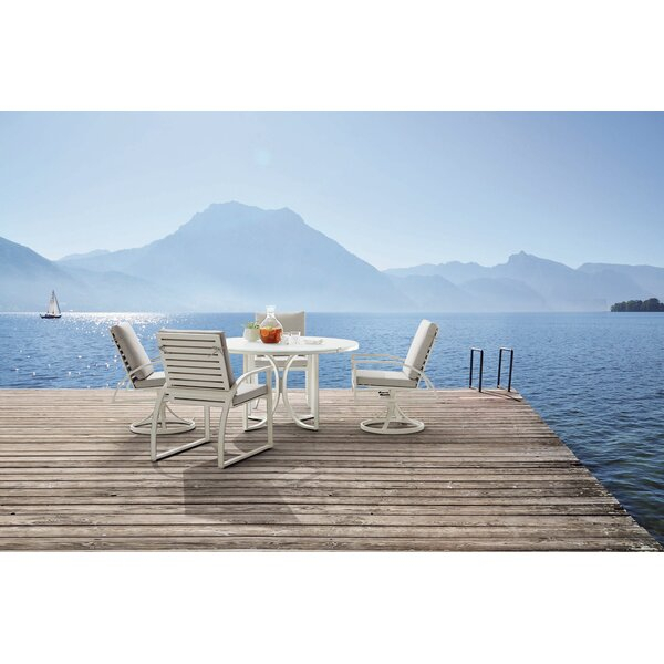 Stouferberg 5 Piece Dining Setwinston Porter Sale On| Outdoor Inside Stouferberg 5 Piece Dining Sets (View 10 of 25)