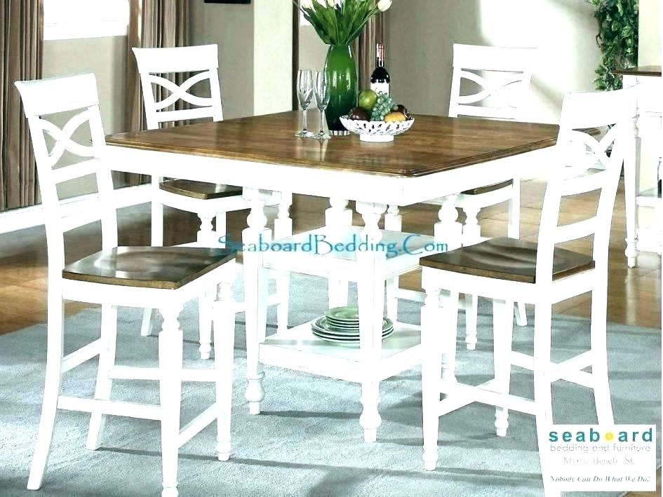 Stunning Square Pub Table 8 Chairs Furniture Stores Near Me Open On Within Cincinnati 3 Piece Dining Sets (View 8 of 25)
