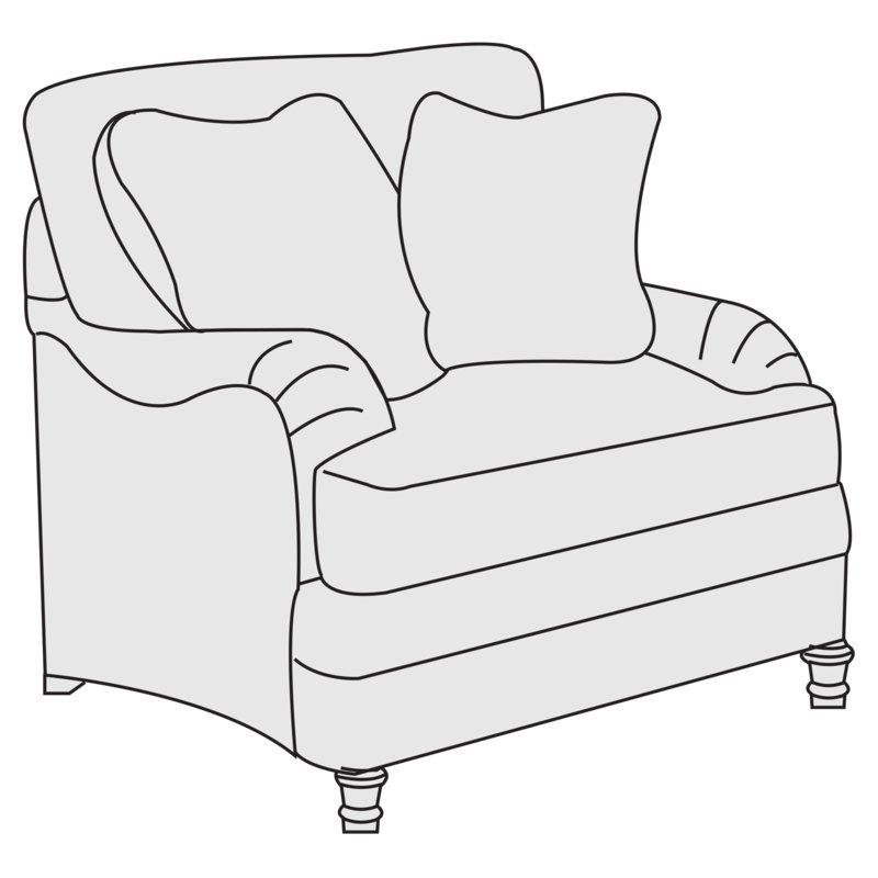 Tarleton Armchair With Regard To Tarleton 5 Piece Dining Sets (View 15 of 25)