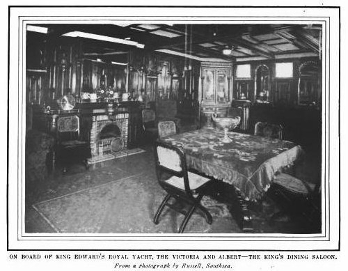 "The Art Of Travel: ""anchors Away, Multi Millionaire Style,"" The With Regard To Rarick 5 Piece Solid Wood Dining Sets (Set Of 5) (Image 22 of 25)"