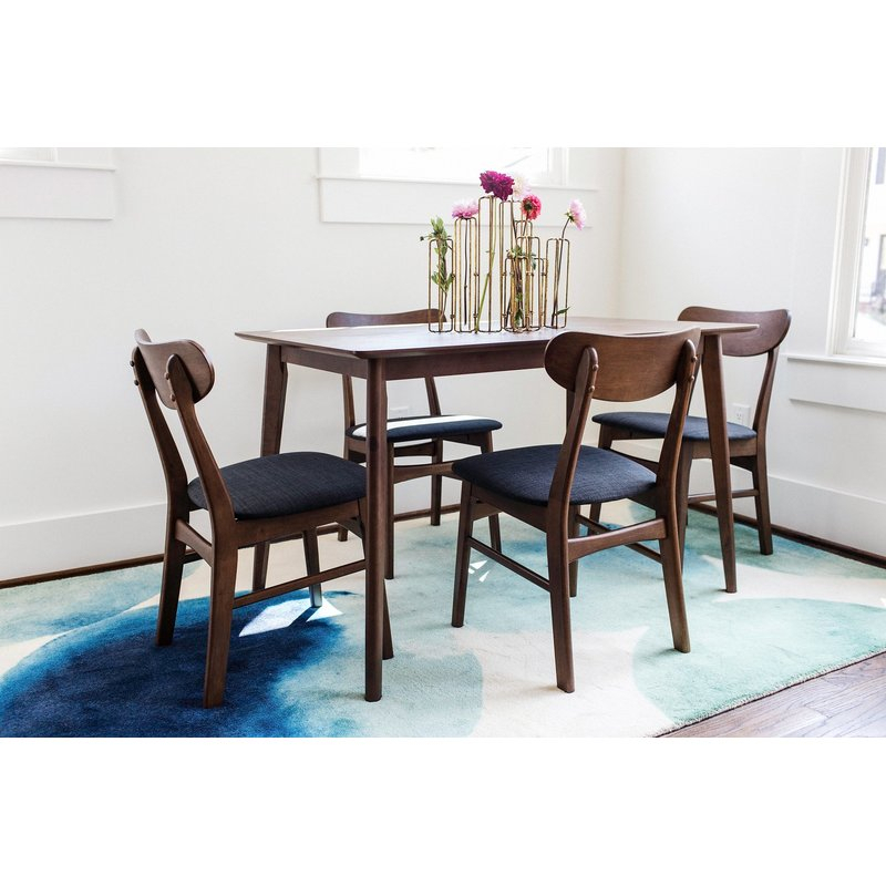 Velazquez 5 Piece Breakfast Nook Dining Set For 5 Piece Breakfast Nook Dining Sets (Photo 7528 of 7746)