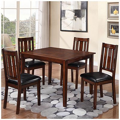 View 5 Piece Pub Dining Set Deals At Big Lots | Dining Room Decor Within Jarrod 5 Piece Dining Sets (View 8 of 25)