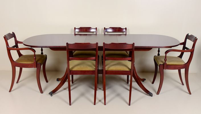 Vintage Kitchen Table And Chairs Set – Home Decor Photos Gallery With Regard To Bate Red Retro 3 Piece Dining Sets (View 24 of 25)
