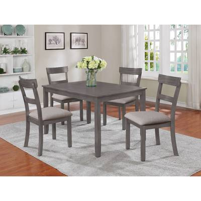 Weatherholt Dining Table & Reviews | Birch Lane Intended For Weatherholt Dining Tables (Image 12 of 25)