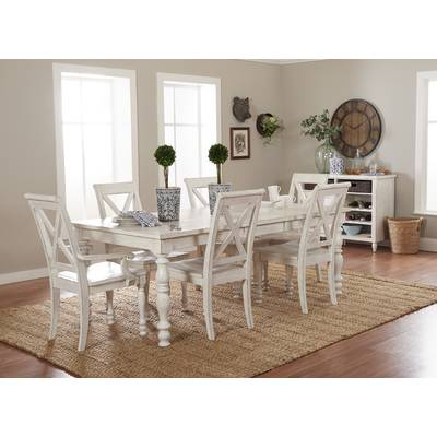 Weatherholt Dining Table & Reviews | Birch Lane Pertaining To Weatherholt Dining Tables (Image 13 of 25)