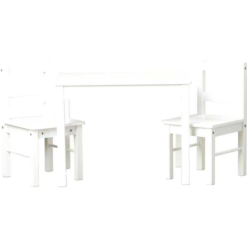 White Table And Chair Set Cheap Dining 4 Farmhouse Chairs Sets Best Within Springfield 3 Piece Dining Sets (View 8 of 25)