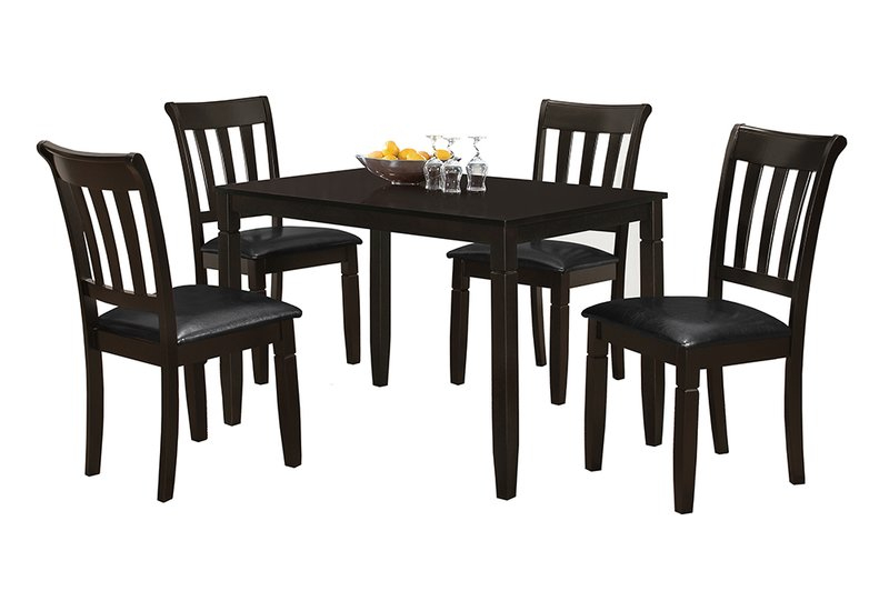 Winnetka 5 Piece Dining Set With Regard To Pattonsburg 5 Piece Dining Sets (Image 25 of 25)