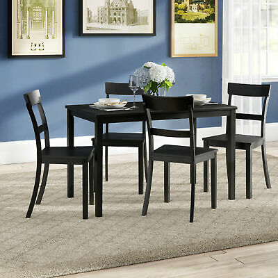 Winston Porter Orchard Street 5 Piece Dining Set – $ (View 20 of 25)