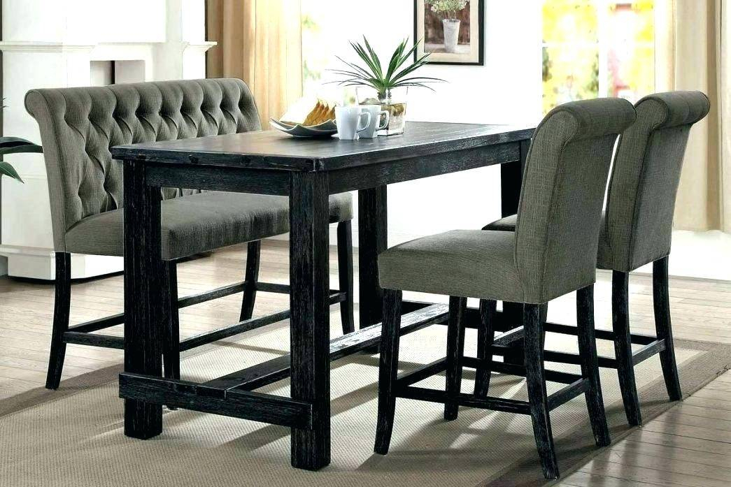 Beautiful Rectangular Counter Height Dining Room Tables Within Winsome 3 Piece Counter Height Dining Sets (View 13 of 25)
