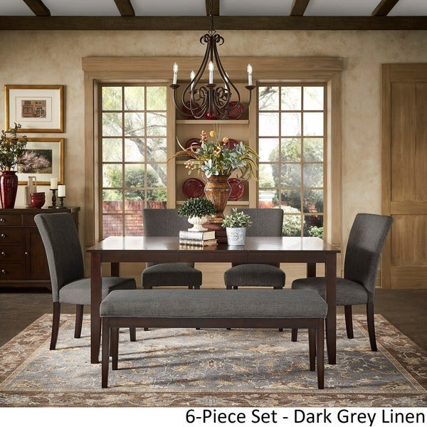 Buy 6 Piece Sets Kitchen & Dining Room Sets Online At Throughout Osterman 6 Piece Extendable Dining Sets (Set Of 6) (View 10 of 25)